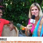 Breatharian Kirby De Lanerolle Interviewed by Lilou Mace in Sri Lanka
