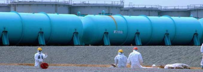 Radioactive Water Buildup Grows as 'Decontamination' System at Fukushima Fails Again