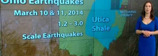 Ohio Halts Fracking After Series Of Earthquakes