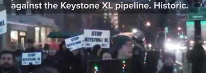MUST SEE: 2 Million Keystone XL Comments *on* the State Department