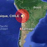 Earth and Space Weather News April 2, 2014: Chile 8.2 Earthquake (Including Raw Video Footage), Solar Report