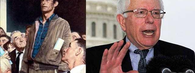Democracy vs. Oligarchy – Bernie Sanders