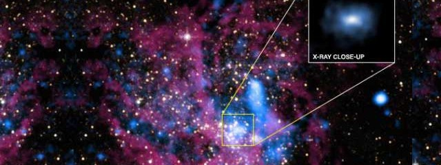 Pair Of Researchers Suggest Black Holes At Center Of Galaxies Might Instead Be Wormholes