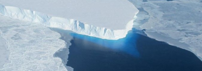 Hidden Channels Beneath Antarctica Could Cause Massive Melt