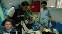 Ayman Mohyeldin reports from Gaza City on killing of four Palestinian boys by Israel (credit: NBC News)