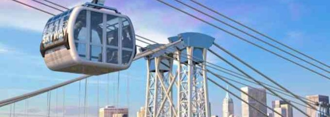 High-Speed Gondolas Envisioned for NYC