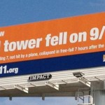 Giant Video Billboard of WTC7's Destruction Placed in Times Square for 9/11 Anniversary