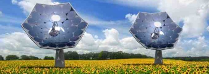 "IBM ""Sunflowers"" to Supply Off-Grid Energy, Water and Cooling"