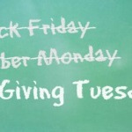 Shift Your Relationship to the Holidays with Giving Tuesday