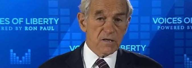 '2 Parties, 1 Philosophy': Ron Paul Says There's No True Democracy in US