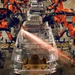 Robots Threaten to Replace Manufacturing Workers