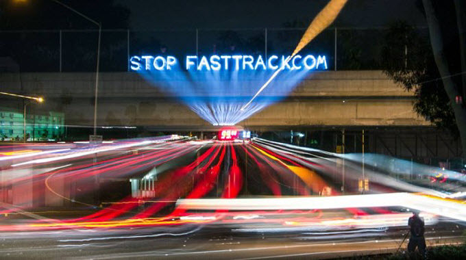 Stop-Fast-Track-light-brigade-in-San-Diego-680x380