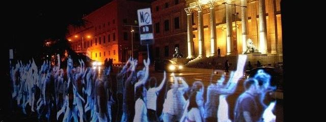 Spain Hologram Protest: Is This the Future of Activism?