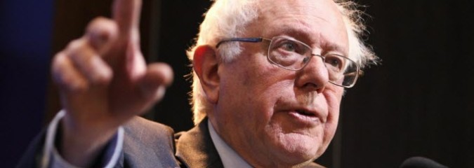 """This Is My Religion: Bernie Sanders' Response to a """"Trick Question"""""""