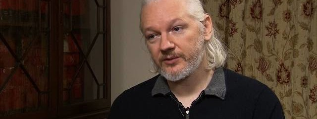 Julian Assange: Despite Congressional Standoff, NSA Has Secret Authority to Continue Spying Unabated