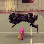 Look How Far Robotics Has Come: Cheetah Robot Adjusts to Jump Over Obstacles