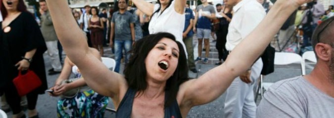 Defying Troika, Greece Chooses 'Democracy Over Fear' With 'No' Vote on Austerity