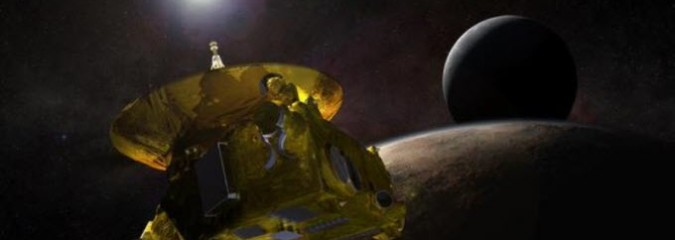 Space Weather, Pluto's Size & Composition Surprise | S0 News July 14, 2015