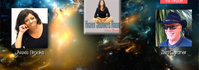 CLN RADIO NEW EPISODE – Surfing the Waves of Reality with Zen Gardner