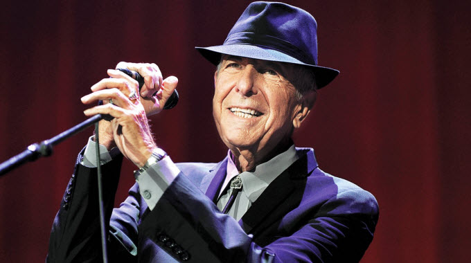 Leonard Cohen, the hugely influential singer and songwriter died on November 2, 2016 at the age of 82.