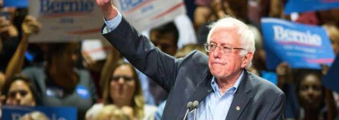 Poll Shows Clinton, Sanders in Virtual Tie as 'Dems Nationwide Feel the Bern'