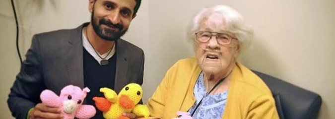 Mormon Grandma Shows Her Muslim Doctor Love and Their Story Goes Viral