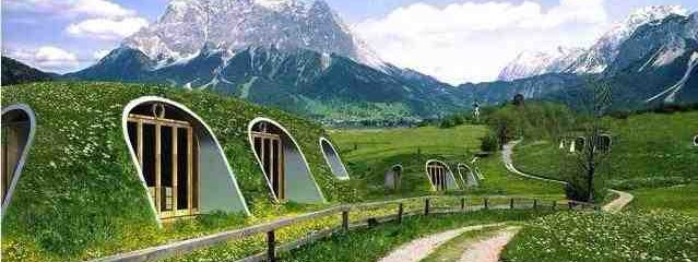 Check Out This Earth-Sheltered Home You Can Literally Buy Off the Shelf