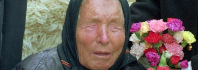 Bulgarian Mystic Predicted 9/11, Isis & More – Here are Her Predictions for 2016 and Beyond