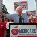 With 29 Million American's Uninsured, Sanders Proposes 'Medicare for All'