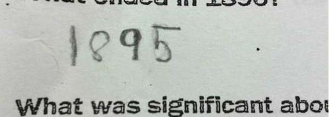 15 Brilliant Test Answers from Smartass Kids That Will Make You Smile (or Laugh)