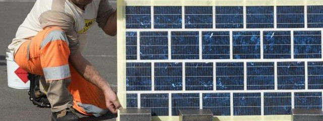 This Solar Road Will Provide Power For 5 Million People