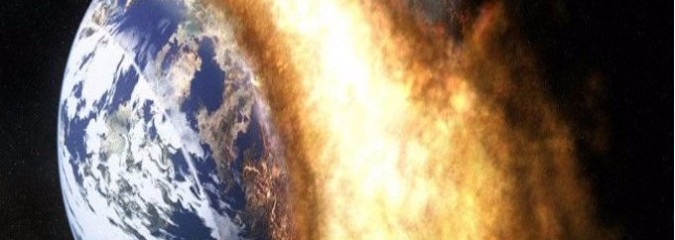 New Study: Scientists Confirm Two Planets Collided To Create Earth 4.5 Billion Years Ago