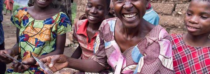 These Young Girls From Eastern Congo Want You To Believe In Them [Video]
