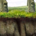New Secrets Of Easter Island Statues Revealed – The Heads Have Bodies Too!