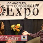 "On Location at the Conscious Life Expo with Linda Moulton Howe (A CLN ""Radio"" Exclusive)"