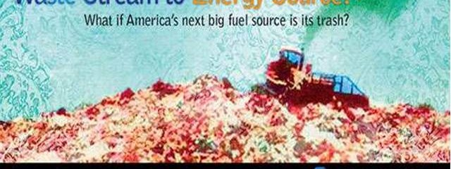Could America's Next Big Fuel Source Be Its Trash?