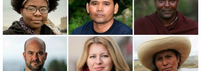 These Six Environmental Heroes are Changing the World — Find Out How
