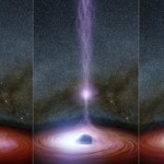 For The First Time Ever, NASA Saw Something Come OUT Of A Black Hole