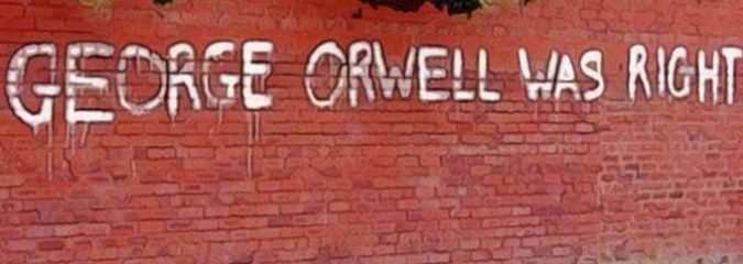 5 Ways George Orwell's 1984 Has Come True Since It Was Published 67 Years Ago