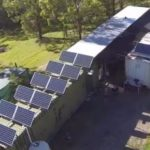 Here's the Ultimate Off Grid Survival Trailer for Full Time Living