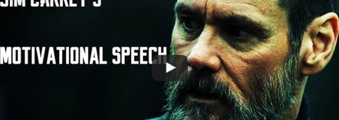 Take a Chance on Your Passion (Motivational Video with Jim Carrey)