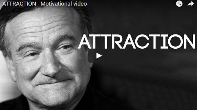 Morning Inspiration: The Law Of Attraction (Motivational Video)