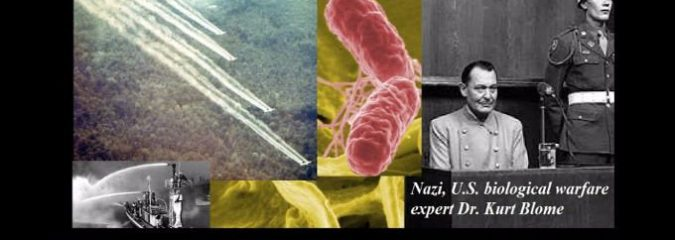 Chemtrails Can Be Biowarfare, or Geoengineering: History of Biological, Chemical Experiments on Citizens