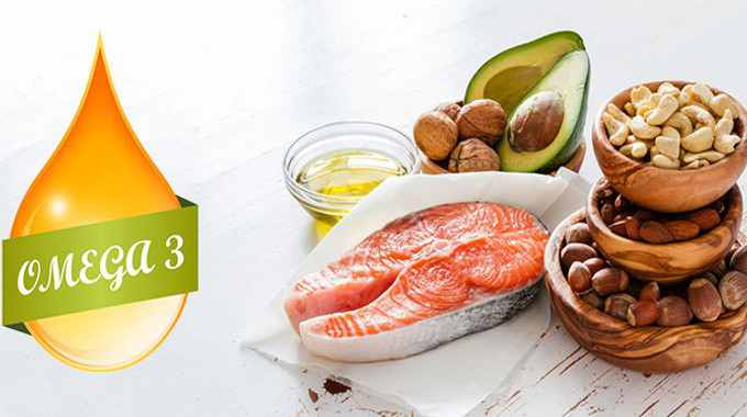 omega-3 fatty acids food diet