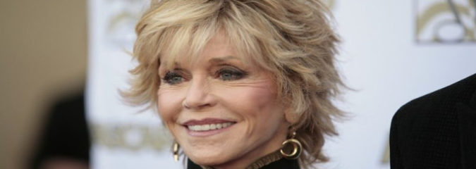 Actress Jane Fonda Will Serve A Thanksgiving Feast To Standing Rock Protestors