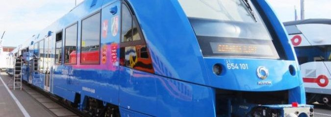 World's First Zero-Emissions Hydrogen-Powered Passenger Train Unveiled In Germany