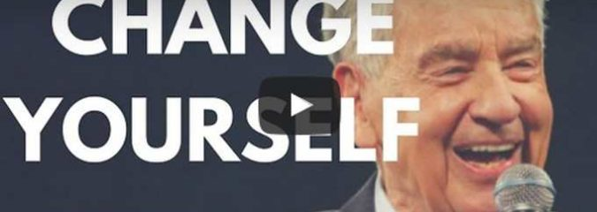 Morning Inspiration: How To Create Positive Change (Zig Ziglar Video)