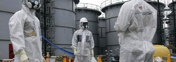Radiation at Fukushima Spikes to Highest Levels Since 2011