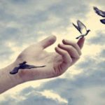 A Paradox With Purpose: To Hang On, We Must Let Go