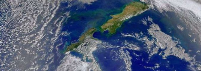 There's a Secret Hidden Continent Below New Zealand